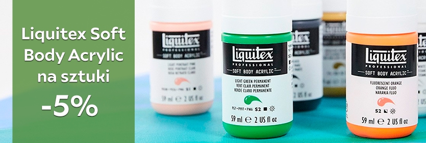 Liquitex Soft Body