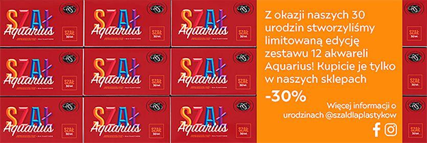 Szmal Aquarius Szał