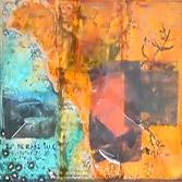 Crystal Resin, Moon, Vitrail