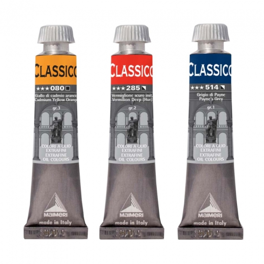Maimeri farby olejne classico 20 ml
