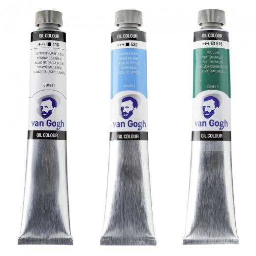 Talens van gogh farby olejne 60ml