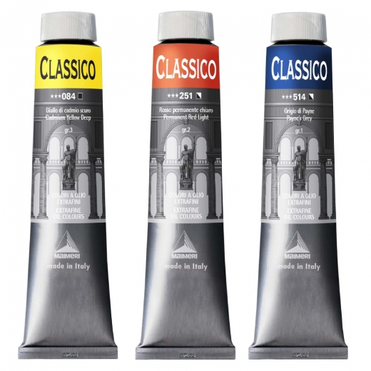 Maimeri farby olejne classico 200 ml