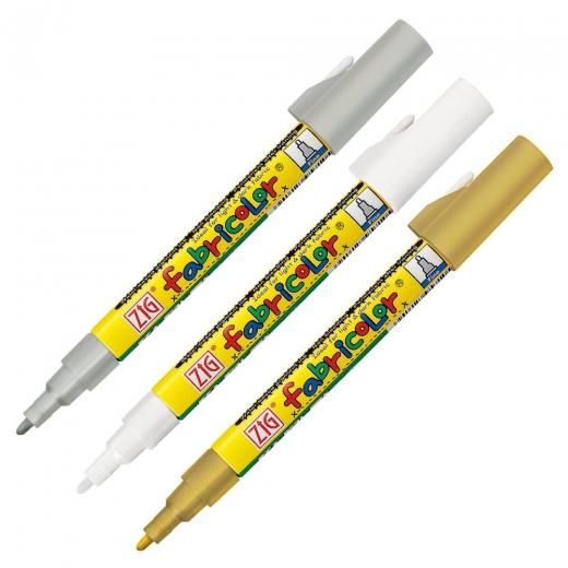 Kuretake marker do tkanin fabricolor