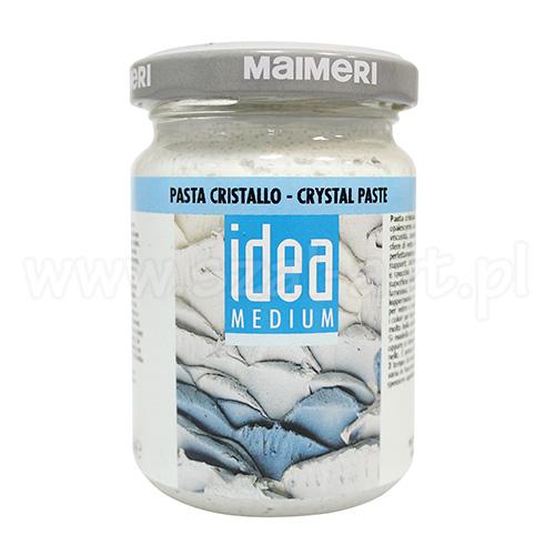 Maimeri idea medium pasta szklana 125ml 727