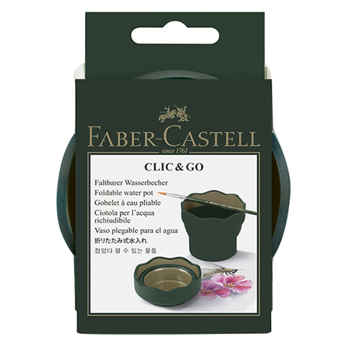 Faber-Castell click&go pojemnik na wodę