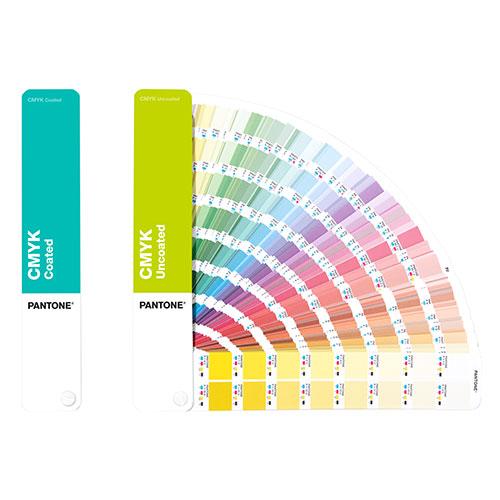 Pantone cmyk guide wzroniki kolorów