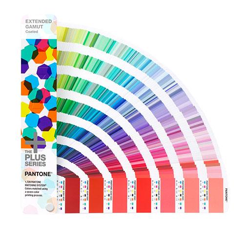 Pantone extended gamut wzorniki kolorów