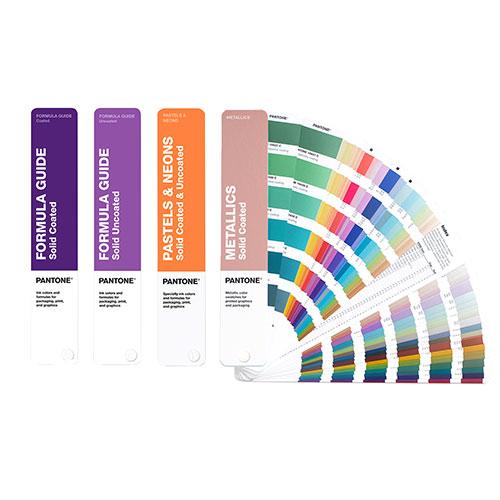 Pantone solid guide wzorniki kolorów