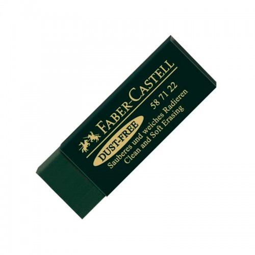 Faber-Castell gumka dust free zielona