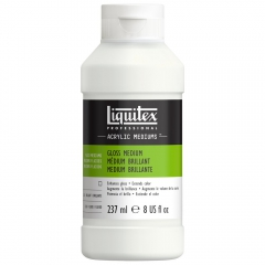 Liquitex gloss medium błyszczące do akrylu