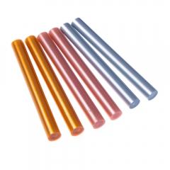 DP Craft wkłady klejowe metaliczne 11mm 6 sztuk