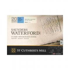 Blok Saunders Waterford akwarelowy 31x23 300g 20ark
