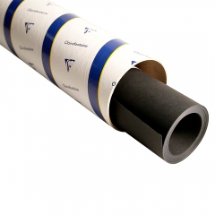 Clairefontaine paint on noir rolka 10m x 1.30m 250g