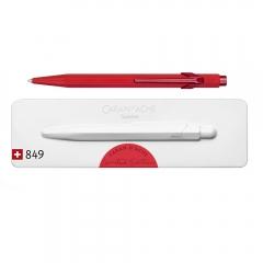 CarandAche długopis 849 w pudełku scarlet red