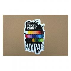 Profil textil paint wypas zestaw farb do jasnych tkanin 24x50ml
