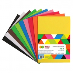 Happy Color arkusze piankowe mix  A4 10 kolorów
