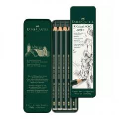 Faber-Castell 900 zestaw 5 ołówków jumbo