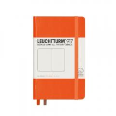 Notatnik LEUCHTTURM1917 pocket A6 gładki
