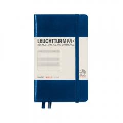 Notatnik LEUCHTTURM1917 pocket A6 w linię