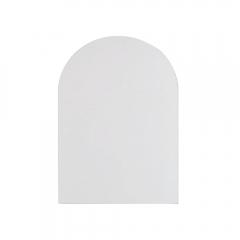 Deska do ikon płaska zagruntowana 24x32 łuk