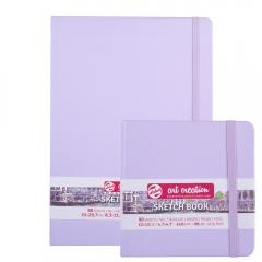 Szkicownik Art Creation sketch pastel violet