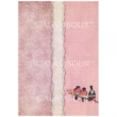 Papier ryżowy Calambour Digital DGR 220
