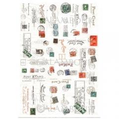 Papier ryżowy do decoupage Digital DGR 141