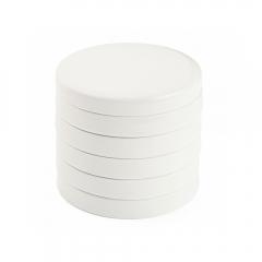 Paleta porcelanowa wieża z 5 misek o średnicy 10 cm + pokrywka