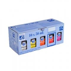Lefranc&Bourgeois vitrail zestaw farb 10x50 ml