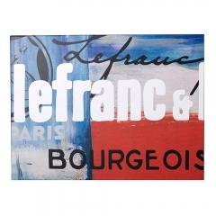 Lefranc&Bourgeois zestaw farb olejnych 8x40 ml + 75 ml medium + pędzel