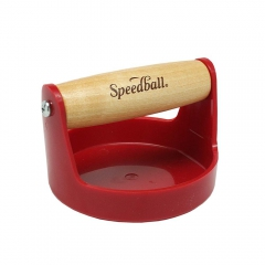 Speedball Red Baren 10.2cm