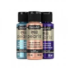 DecoArt americana pearls farba akrylowa