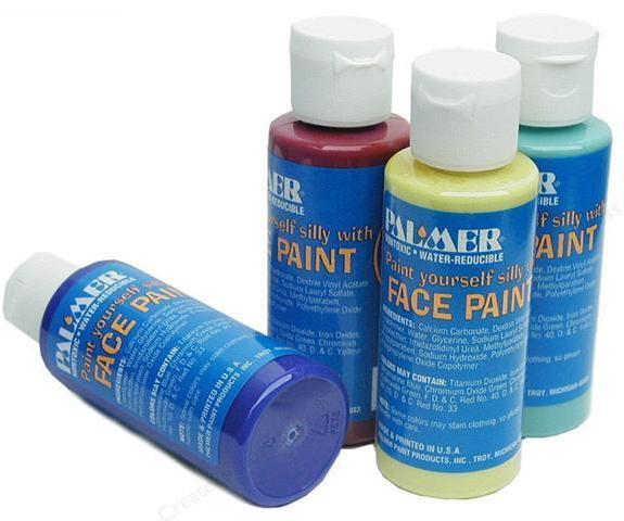 Palmer farba do twarzy 59 ml