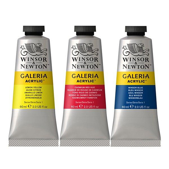 Winsor&Newton farby akrylowe galeria w tubkach 60ml