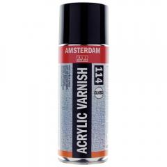 Talens amsterdam werniks błyszczący nr. 114 spray 400ml