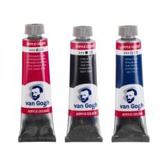 Talens van gogh farby akrylowe 40ml