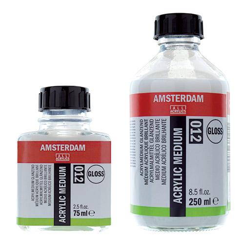 Talens amsterdam rozcieńczalnik akrylowy z połyskiem 012