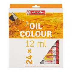 Talens artcreation zestaw farb olejnych 24x12ml