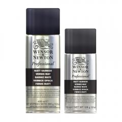 Winsor&Newton werniks matowy w sprayu