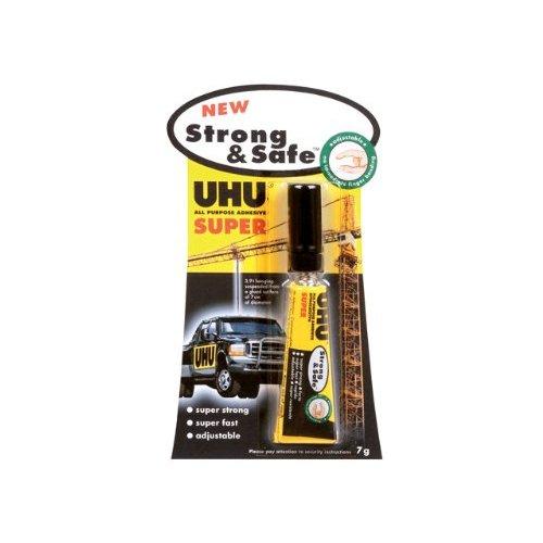 UHU safe&strong klej 7g - klej uniwersalny