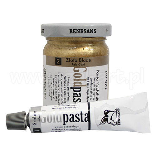 Renesans pasta pozłotnicza 20ml