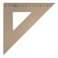 Ekierka plastikowa 45st 21cm