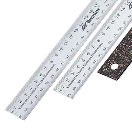 Leniar linijka stalowa 30cm