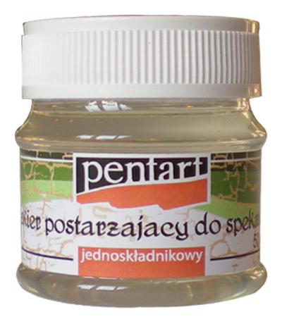 Pentart decoupage werniks do spękań jednoskładnikowy 50ml