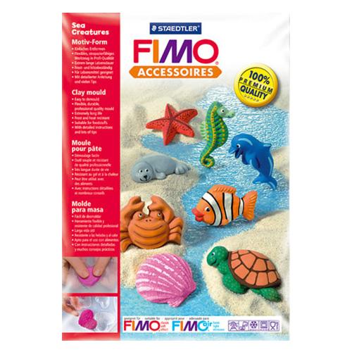 Fimo forma - morskie stwory