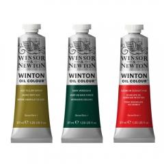 Winsor&Newton farby olejne winton 37 ml