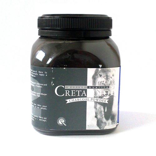 Cretacolor węgiel w proszku 175g