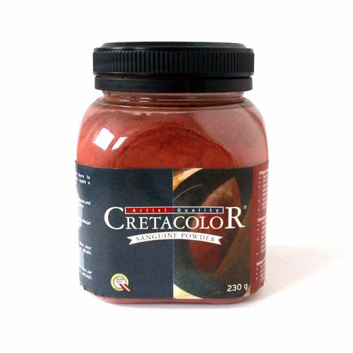 Cretacolor sangwina w proszku 230g