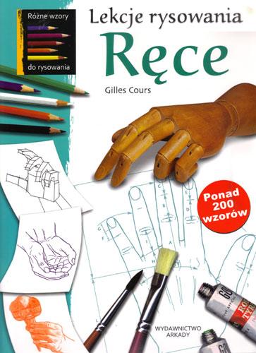 Lekcje rysowania Ręce Gilles Cours