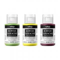 Vallejo acrylicos gwasze akrylowe 35ml